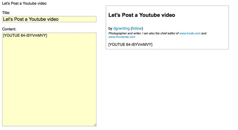 Code typo