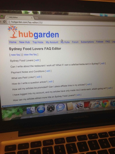 hubgarden chief editor, hubgarden chief editors guide